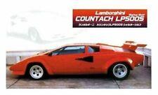 NEW Fujimi Lamborghini Countach LP500S Walter Wolf 1/24 Model Kit