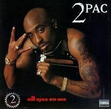 "2Pac - All Eyez On Me (Explicit Version) (NEW 2 x 12"" VINYL LP)"