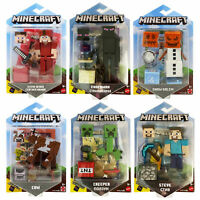 Minecraft Earth Comic Maker 3.25 Inch Action Mini Figures Toy - You Choose
