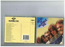 HUMBLE PIE CD. .THE HITS..BEST OF..GREATEST .