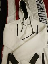 Stylish Creed Hoodie Coat Cosplay for Assassins Jacket Hooded Costume SIZE XL