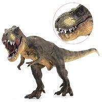 "12"" Large Tyrannosaurus Dinosaur Toy Educational Model Birthday Gift For Kids"