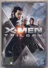 X-MEN TRILOGY X-Men X-Men 2 Conflitto Finale MARVEL - 3 DVD nuovo sigillato