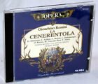 CD LA CENERENTOLA - Gioachino Rossini - Orchestra Sinfonica Turino/Mario Rossi
