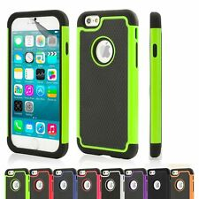 SHOCK PROOF CASE COVER FOR APPLE iPhone 4 5 6 6 PLUS iPod touch 4 5 SE 2020