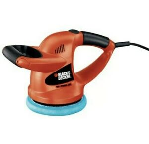 Black & Decker 6-in Random Orbit Waxer/Polisher, WP900, w/ foam applicator