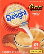 International Delight Reese's Peanut Butter Cups Coffee Creamers singles