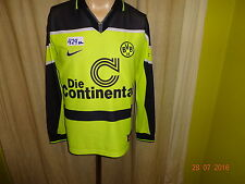 Borussia Dortmund Nike Langarm Champions League Sieger Trikot 1997 Gr.S- M