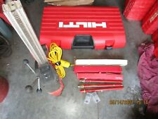 Hilti Dd 120 Core Drill Kit With Stand Case Amp Lot New Bit Huge Kit Nice 1020