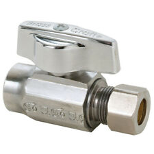 Brasscraft  Shut-Off Valve  Brass