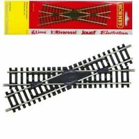 Hornby R614 00 Gauge Diamond Crossing Left Hand Track