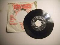 NED LANDRY saint john hoedown/operetta square dance  rca     45