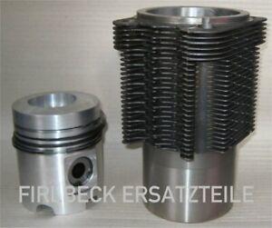 Zylindersatz Kolbensatz Kolben 4-Ring Zylinder DEUTZ 06 07 Motor FL912 912 GT