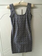 Cacharel Dress Small-Sized 40/US 8