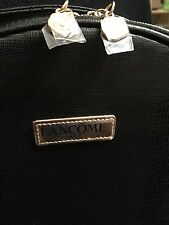 Lancome Paris Black Travel Case Very Nice Never Been Used