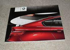 BMW X6 Brochure 2008 - xDrive 30d xDrive 35d xDrive 35i & xDrive 50i