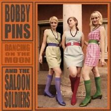 BOBBY PINS & THE SALOON SOLDIERS-DANCING ON THE MOON-JAPAN CD F04
