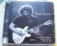 Jerry Garcia Band - Don´t let go - 2001US Arista GDCD 4078 - 2 HD CDS  neuwertig