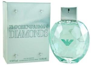 1 x 100 ml  Giorgio Armani Emporio Armani Diamonds EDT Eau de Toilette