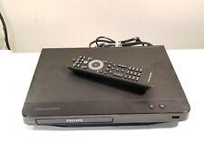Philips Blu Ray DVD Player BDP2900 w/Remote. HDMI 1080p LAN Port Upconverting