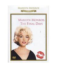 Q727 - Marilyn Monroe: The Final Days (2001) DVD