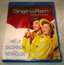 Singin in the Rain (Blu-ray, 2012, Canada) 60th Anniversary Edition New