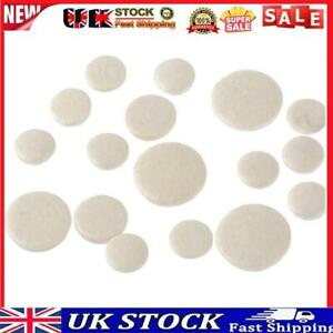 17pcs Bb Clarinet Sound Hole Pads Cushion Replacement Instruments Parts