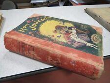 MON JOURNAL 1908-1909 HACHETTE ENFANTINA ILLUSTRATIONS COULEURS *