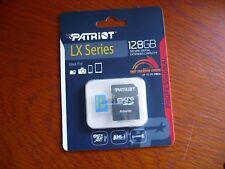 Patriot 128GB Class 10 mcirosdhc Memory Card for GoPRO HERO3 HERO3+ hero 3 bulk