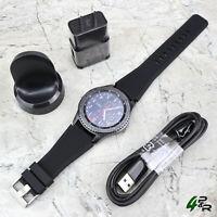 Samsung Gear S3 Frontier SM-R760 46mm Bluetooth Smartwatch SM-R760NDAAXAR