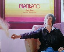Mankato - Wasted (CD 2003) enhanced CD with video. Vapour Trails/Coming Down