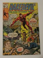 Daredevil #74 First Appearance of the Smasher 1971 Marvel Comics