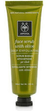Apivita Face Scrub For Deep Exfoliating With Olive 88% Natural Ingredients 50ml