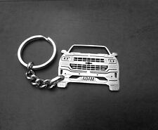 Chevrolet Silverado keychain by your picture, custom gift, personalised  keyring