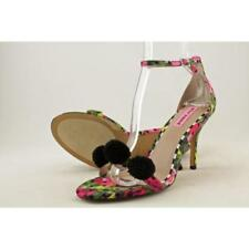 Betsey Johnson Multi-Colored Pump, Classic Heels for Women
