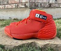Nike Air Jordan 1.5 Hoodie Melo SE Team Orange White Black AT5386-801 SZ 11.5