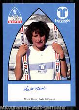 Marit Elveos TOP AK 80er Jahre Orig. Sign. + A 4705 + A 66261