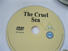 THE CRUEL SEA  starring  Jack Hawkins, Donald Sinden, John Stratto  {DVD}