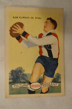 St.Kilda - 1958 - Vintage - Atlantic Football Card - Bob Kupsch.