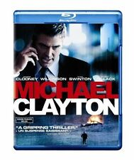 Michael Clayton [Blu-ray]  (2008) - Brand New Sealed - Unique - George Clooney