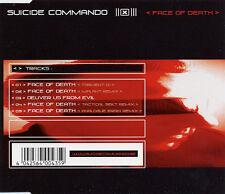 Suicide commando face of Death MCD 2003