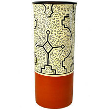 Beautiful Shipibo Polychrome Vase from Amazon, Peru Fair Trade
