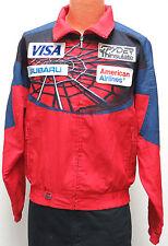 vtg 1995 US SKI TEAM Jacket SMALL Spyder Subaru USA 90s VISA American Airlines S