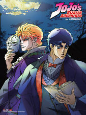 Jojo's Bizarre Adventure Dio and Jonathan Wall Scroll Poster Anime Manga NEW