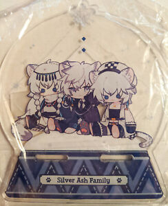 Silverash Family Arknights Acrylic Phone Stand