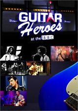 GUITAR HEROES AT THE BBC -  7 HRS. ON 4 DVDs - hendrix clapton beck page santana