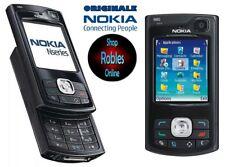 Nokia N80 Black (Ohne Simlock) Smartphone 3,2MP WLAN 3G MP3 Radio Finland TOP