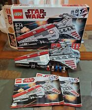LEGO 8039 STAR WARS VENATOR-CLASS REPUBLIC ATTACK CRUISER w box/instructions COM