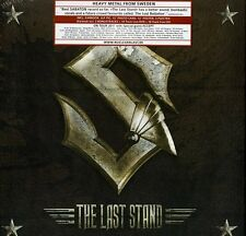 SABATON THE LAST STAND 2CD+2DVD+DOUBLE VINYL LP PICTURE NEW SEALED