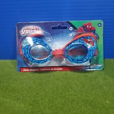 New listing New Ultimate Spider Man Marvel Kids Ages 3+ Swimming Goggles - Latex Free